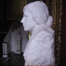 Image of Alice Paul by Fairbanks, side view