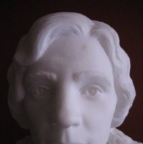 Image of Alice Paul by Fairbanks, face detail