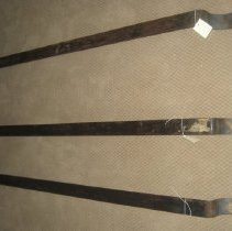 Image of Iron support bars MNP