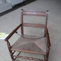 Image of Rush Seat Chair