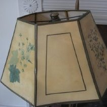 Image of Lamp shade - front