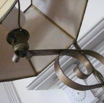 Image of Inside lamp shade