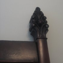Image of Finial for headboard