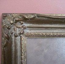 Image of Dean Crawford by Mary Moran, frame corner detail