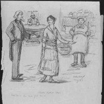 Image of Nina Allender Political Cartoon Collection - 1917.002.008