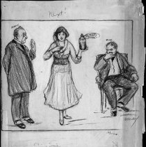 Image of Nina Allender Political Cartoon Collection - 1918.002.002