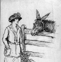 Image of Nina Allender Political Cartoon Collection - 1918.002.022