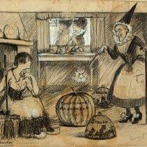 Image of Fairy Godmother-- W.W.