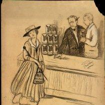 Image of Nina Allender Political Cartoon Collection - 1916.003.015