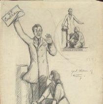 Image of Nina Allender Political Cartoon Collection - 1915.002.002