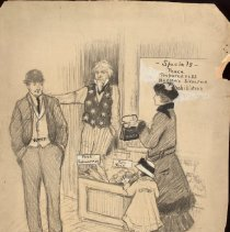 Image of Nina Allender Political Cartoon Collection - 1916.003.003