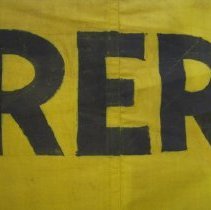 Image of P to R lettering detail