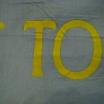 Image of Lettering detail