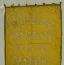 Image of National Woman's Party Textile Collection - 1913.025a