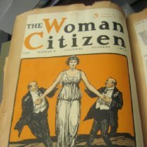Image of clipping of The Woman Citizen