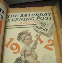 Image of clipping of The Saturday Evening Post