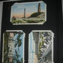 Image of postcards of Virginia