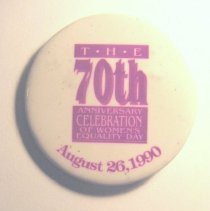 Image of National Woman's Party Button Collection - 1990.001.002