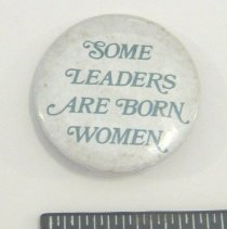Image of National Woman's Party Button Collection - 2004.001.004
