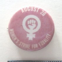Image of National Woman's Party Button Collection - 2004.002.005