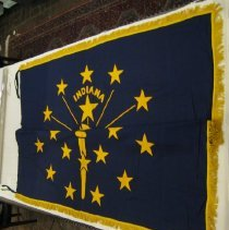Image of Flag front bottom