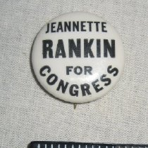 Image of political button