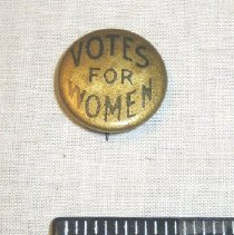 Image of National Woman's Party Button Collection - 2004.002.002