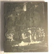 Image of National Woman's Party Printing Block Collection - 1913.129