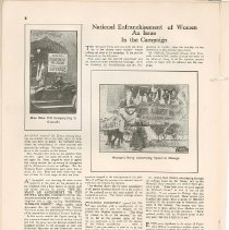 Image of Full page 8, The Suffragist,  Oct. 28, 1916
