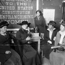 Image of National Woman's Party Photograph Collection - 1916.001.010