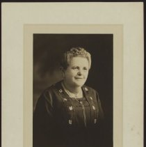 Image of Mrs. Jennie Van Holland Baker
