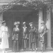 Image of National Woman's Party Photograph Collection - 1918.001.009