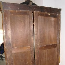Image of Armoire III (back)