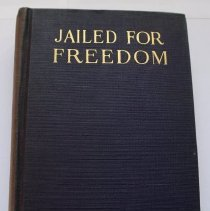 Image of 324.3 S85 (c. 1) - Jailed for Freedom