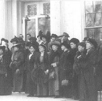 Image of National Woman's Party Photograph Collection - 1913.001.021