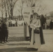 Image of National Woman's Party Photograph Collection - 1913.001.034