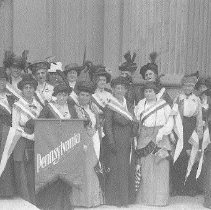 Image of National Woman's Party Photograph Collection - 1914.001.034