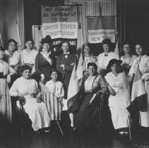 Image of National Woman's Party Photograph Collection - 1915.001.152