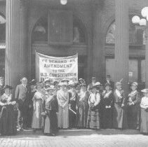 Image of National Woman's Party Photograph Collection - 1915.001.155