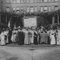Image of National Woman's Party Photograph Collection - 1915.001.165.01
