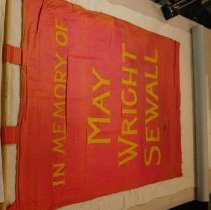 Image of National Woman's Party Textile Collection - 1913.156b