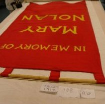 Image of National Woman's Party Textile Collection - 1913.168 b