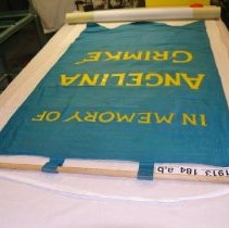 Image of National Woman's Party Textile Collection - 1913.184b