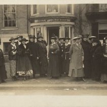 Image of National Woman's Party Photograph Collection - 1916.001.011