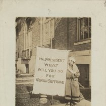 Image of National Woman's Party Photograph Collection - 1917.001.029.01