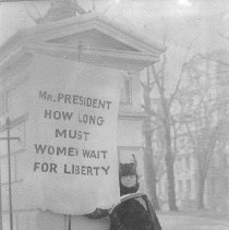Image of National Woman's Party Photograph Collection - 1917.001.030.01