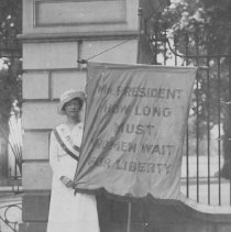Image of National Woman's Party Photograph Collection - 1917.001.033