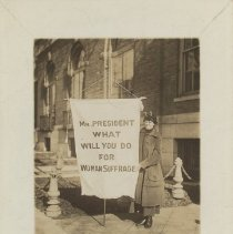 Image of National Woman's Party Photograph Collection - 1917.001.034