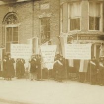 Image of National Woman's Party Photograph Collection - 1917.001.036