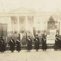 Image of National Woman's Party Photograph Collection - 1917.001.051